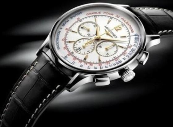 浪琴优雅系列腕表更换表带