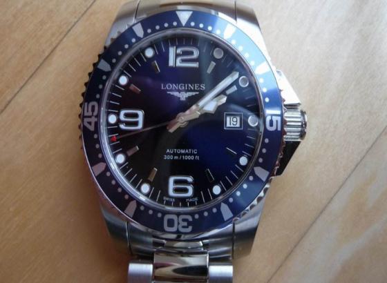 浪琴EVIDENZA典藏系列腕表换表带问题