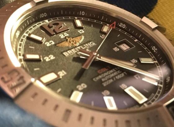 测试百年灵跨洋计时码表,以及百年灵手表的历史