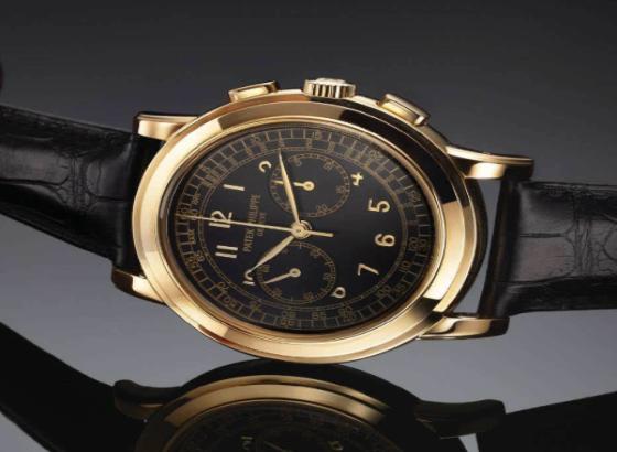 百达翡丽镂空腕表推出全新的玫瑰金款走时问题