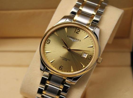浪琴黛绰维纳系列腕表更换表带