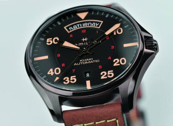 汉米尔顿医生的手表