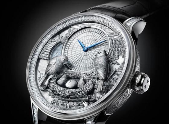 艾米龙手表表带怎么弄短?