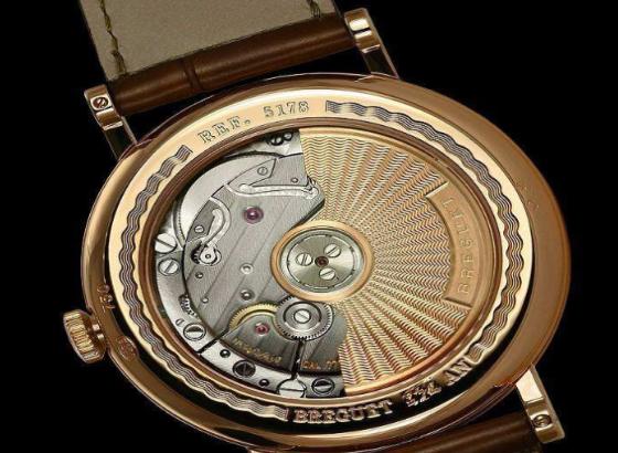 宝玑航海系列腕表显示不准确