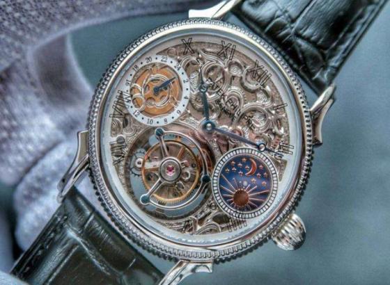 百达翡丽珍稀工艺系列腕表越走越慢