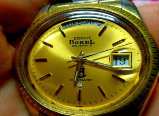 依波路手表表蒙碎了怎么办