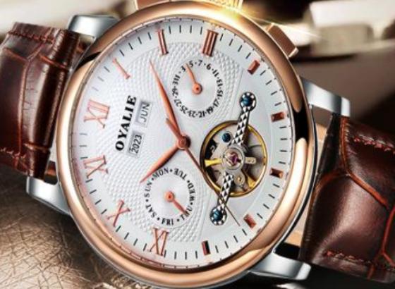 时度表腕表怎样去更换表带
