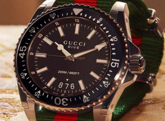 古驰手表的表针掉了怎么办?