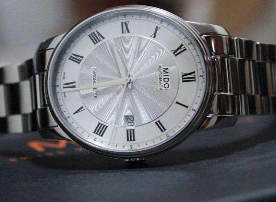 美度手表表带的保养