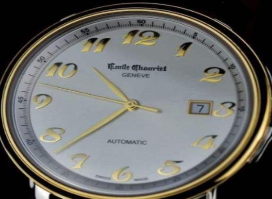 艾米龙手表表针脱落怎么办