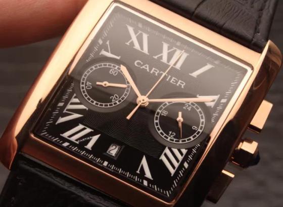 卡地亚手表出现划痕怎么办