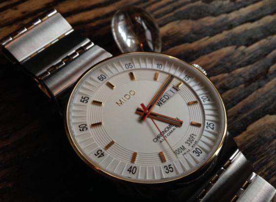 美度手表表针脱落怎么办