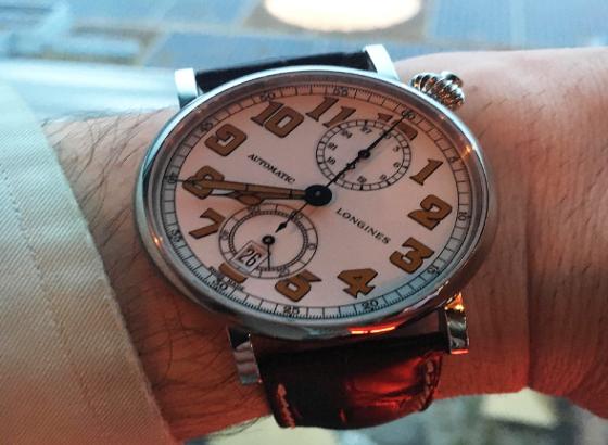 浪琴Type A-7型手表