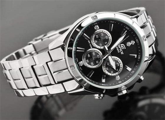 卡西欧手表什么时候不能设置时间
