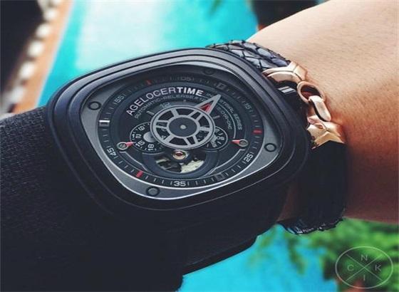 艾戈勒手表的维修保养经验