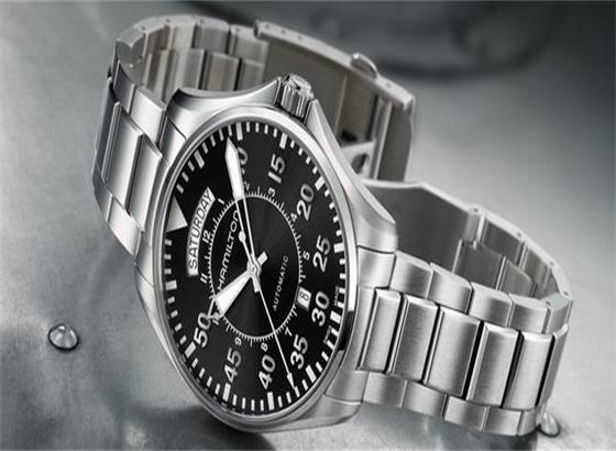 汉密尔顿手表的表带出现划痕怎么办?