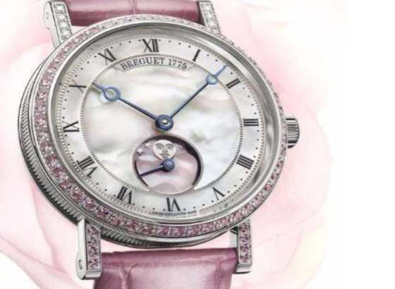 宝玑手表表盘常识讲解