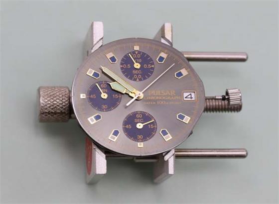 江诗丹顿手表更换表针