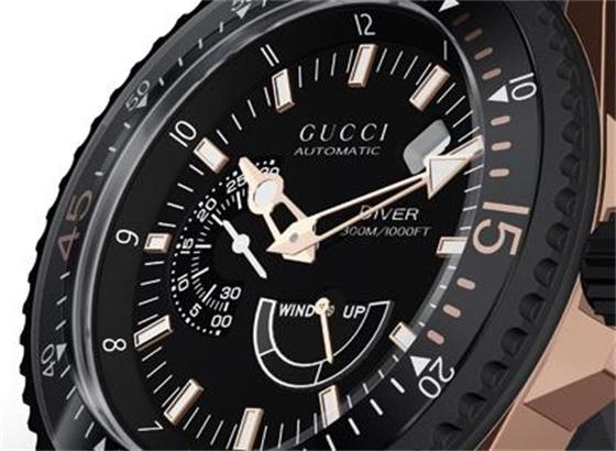 如何清除古驰手表上的划痕?