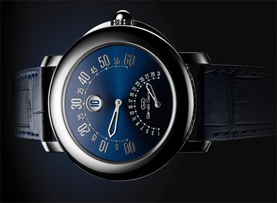 宝格丽GéraldGenta 50周年纪念腕表