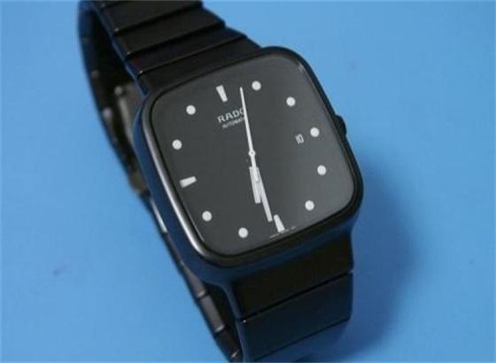 雷达手表怎样缩短皮表带