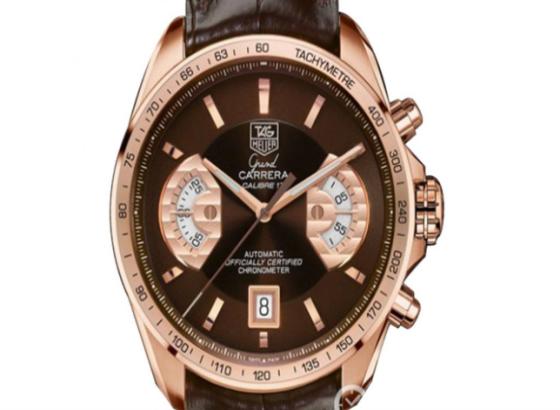 泰格豪雅Aquaracer GMT系列