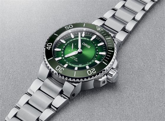 豪利时 AQUIS HANGANG限量版腕表