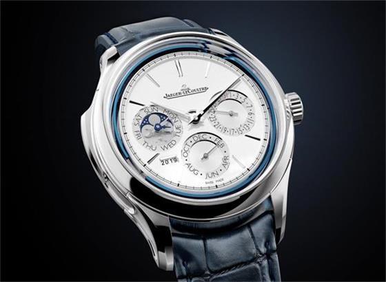 积家大师级传统重复分钟PERPETUELLE腕表