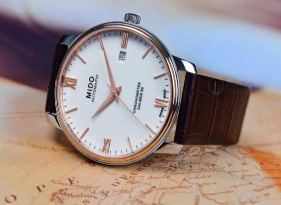 美度手表的制表述
