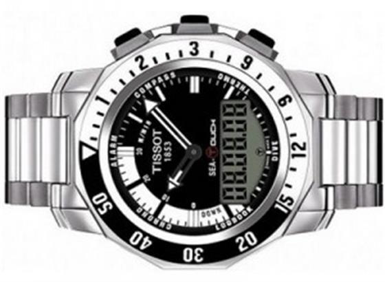 天梭Sea-Touch T026.420.11.051.00男士手表