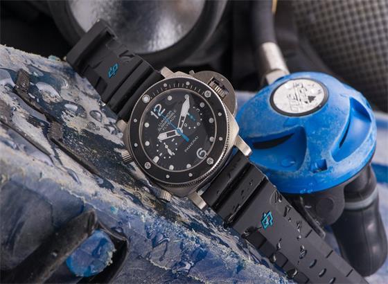 影响沛纳海手表耐水性的因素