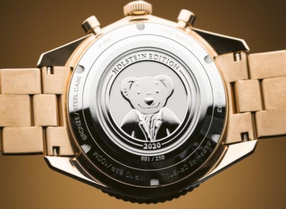 豪利时(OrisHölstein)2020年限量版手表