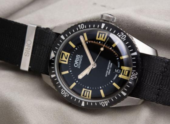 豪利时(Oris)潜水员65