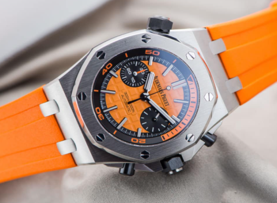 爱彼Royal Oak Offshore Diver计时码表