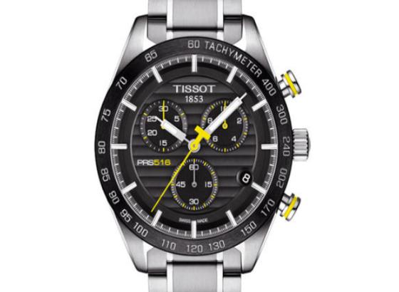 天梭手表指针掉落维修