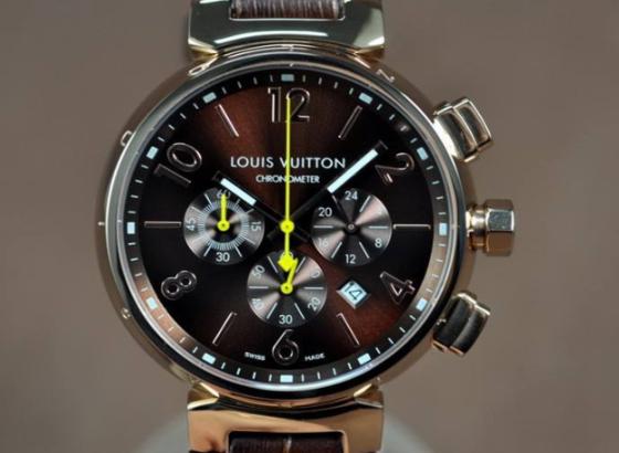 路易威登腕表表带怎样处理