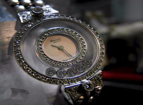 萧邦腕表怎样防止手表进水