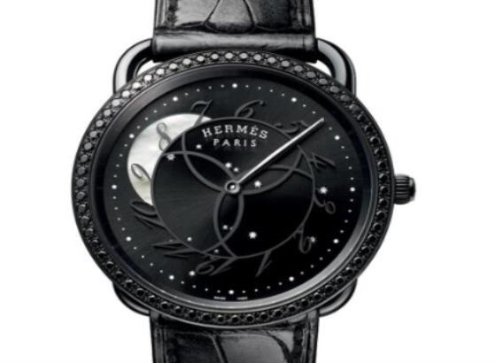 爱马仕(Hermes)鳕鱼角手表