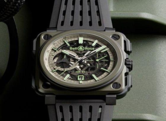 柏莱士腕表如何更换表带