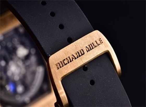 理查德米勒手表如何测量表带