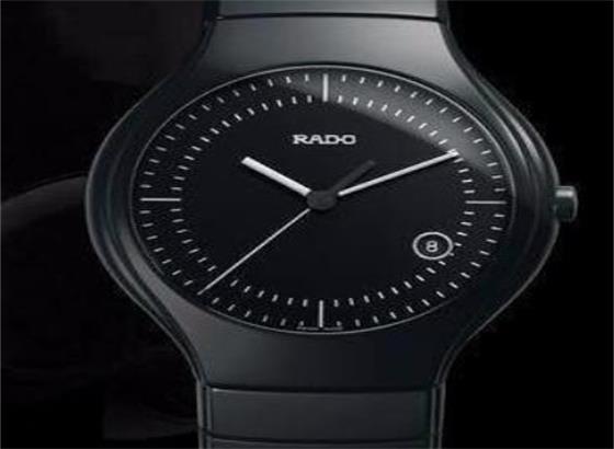 雷达腕表自动手表上弦