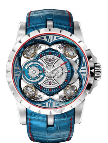 罗杰杜彼Excalibur系列RDDBEX0571手动机械男士腕表