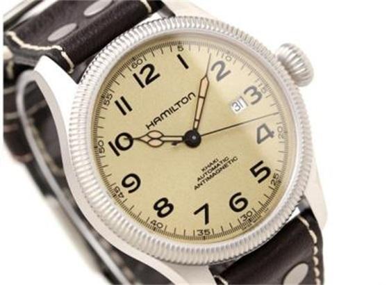 汉米尔顿手表换表针