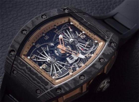 如何打开里查德米尔手表的后盖