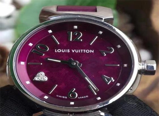 如何设置路易威登WR100手表