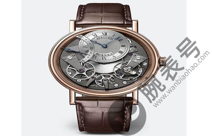 宝玑(Breguet)推出六款新手表,进一步扩大了Marine系列