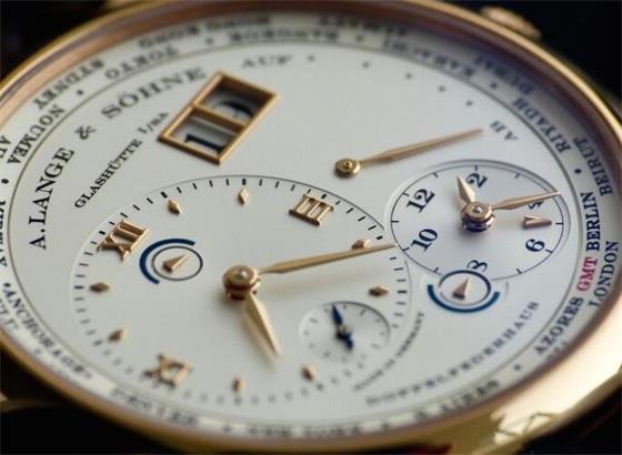 朗格腕表如何使用计时功能