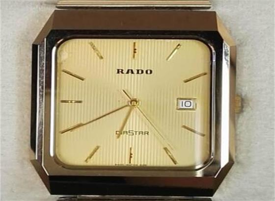 雷达腕表怎样更换表带