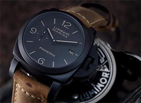 沛纳海手表两种常用的耐水性测试方法