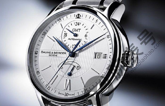 仔细观察新款Baume&Mercier Clifton Baumatic手表